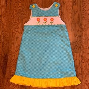 Remember Nguyen Smocked Dress